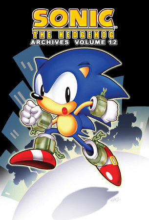Sonic the Hedgehog Archives 12 by Sonic Scribes
