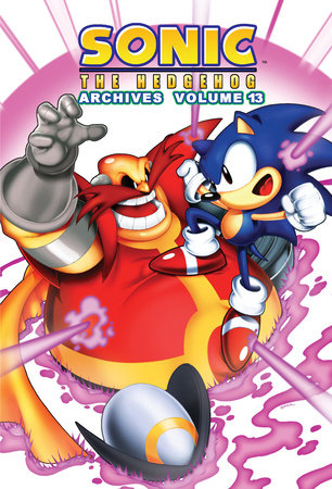 Sonic the Hedgehog Archives 13 by