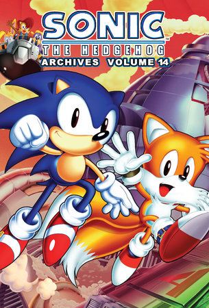Sonic The Hedgehog Archives 14 by