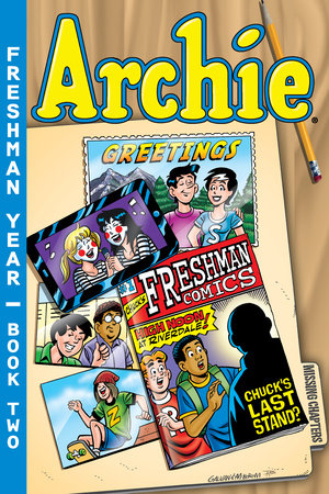 Archie Freshman Year Book 2 by