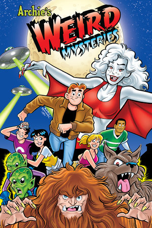 Archie's Weird Mysteries by