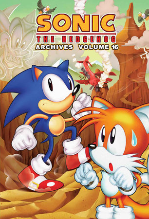 Sonic the Hedgehog Archives 16 by Sonic Scribes