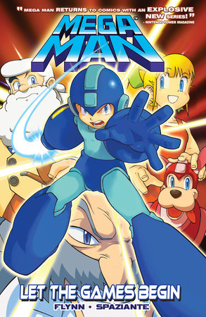 Mega Man 1: Let the Games Begin by