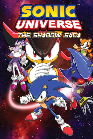 Sonic Universe 1: The Shadow Saga by