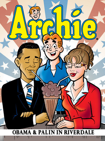 Archie: Obama & Palin in Riverdale by