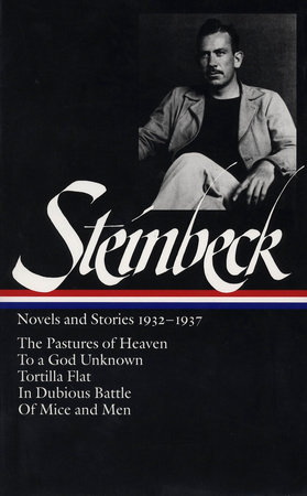 Steinbeck: Novels 1932-1937
