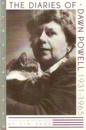 The Diaries of Dawn Powell by Dawn Powell
