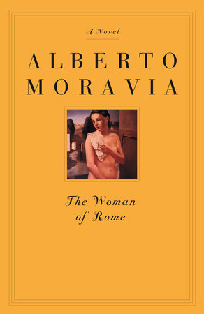 The Woman of Rome by
