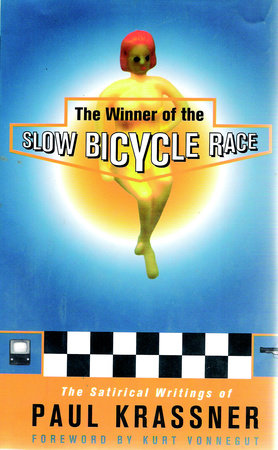 The Winner of the Slow Bicycle Race by