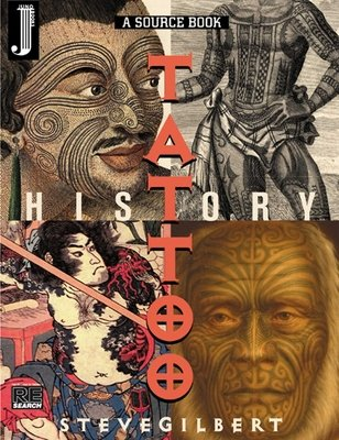 The Tattoo History Source Book by
