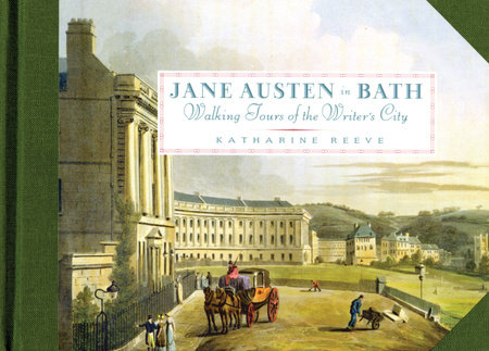 Jane Austen in Bath by