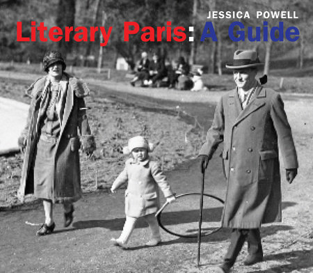 Literary Paris by Jessica Powell