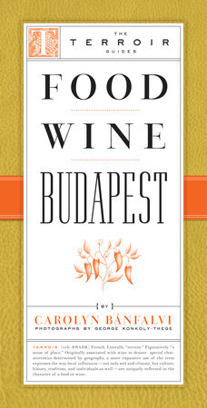 Food Wine Budapest by