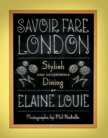 Savoir Fare London by Elaine Louie