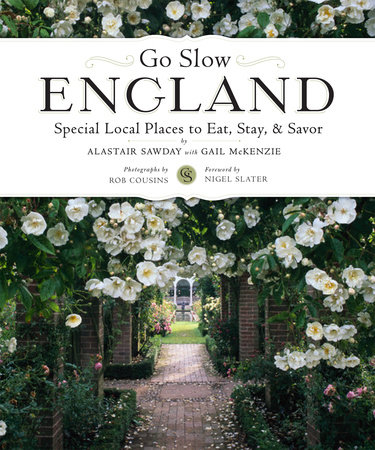 Go Slow England by Alastair Sawday