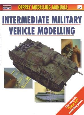 Intermediate Military Vehicle Modelling by