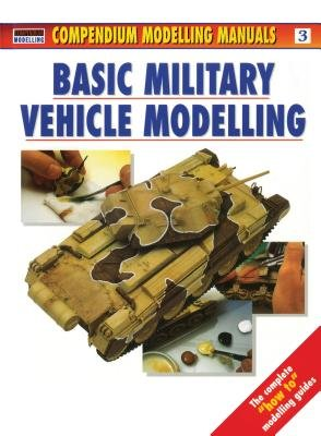 Basic Military Vehicle Modelling by