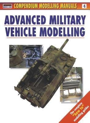 Advanced Military Vehicle Modelling by