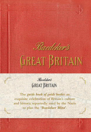 Baedeker's Guide to Great Britain, 1937 by