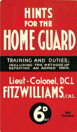 Hints for the Home Guard, 1940 by