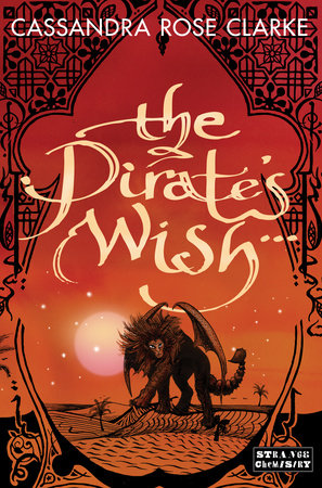 The Pirate's Wish by Cassandra R. Clarke