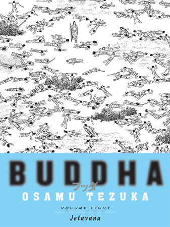 Buddha, Volume 8 by