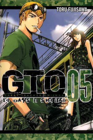 GTO: 14 Days in Shonan, Volume 5 by