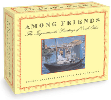 Among Friends (Boxed Notecards) by
