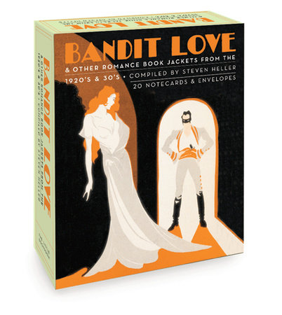 Bandit Love (Boxed Notecards) by
