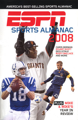ESPN SPORTS ALMANAC 2008 by