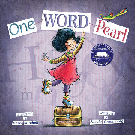 One Word Pearl by Nicole Groeneweg