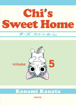 Chi's Sweet Home, volume 5 by