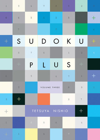 Sudoku Plus, Volume Three by