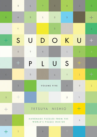 Sudoku Plus Volume Five by