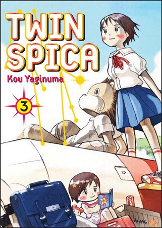 Twin Spica, Volume: 03 by