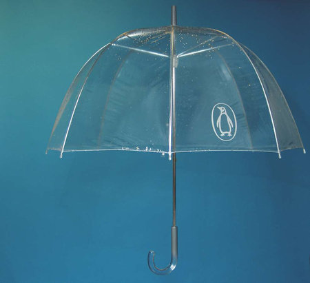 Penguin Umbrella: Bubble (Clear)
