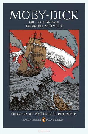 Penguin Classics - Moby Dick Poster
