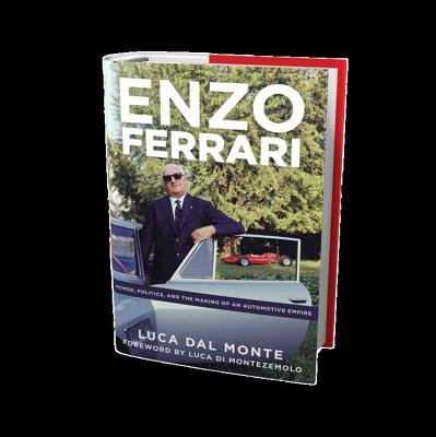 Cover art for Enzo Ferrari: Power, Politics, and the Making of an Automotive Empire