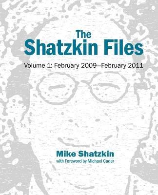 The Shatzkin Files | Volume 1 (POD)