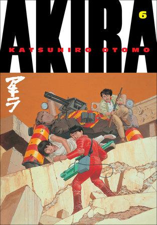 Akira Volume 6 by