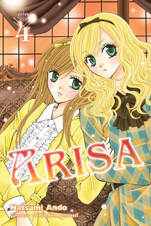 Arisa 4 by Natsumi Ando
