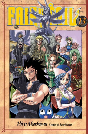 Fairy Tail 13 by