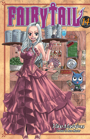 Fairy Tail 14 by Hiro Mashima