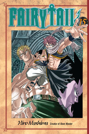 Fairy Tail 15 by Hiro Mashima