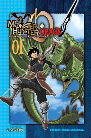 Monster Hunter Orage 1 by