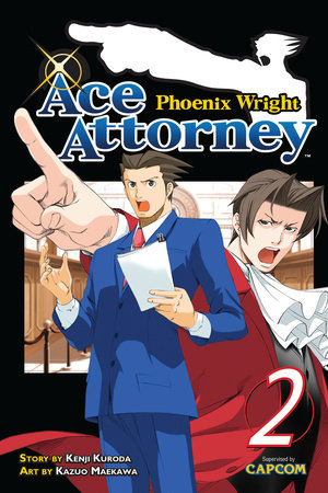 Phoenix Wright: Ace Attorney 2 by