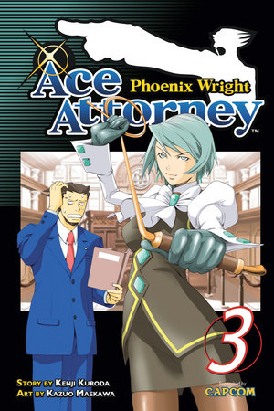 Phoenix Wright: Ace Attorney 3 by Kenji Kuroda