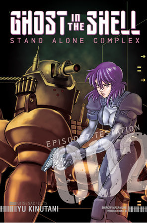 Ghost in the Shell: Stand Alone Complex 2 by