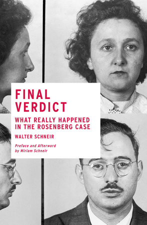 Final Verdict by Walter Schneir