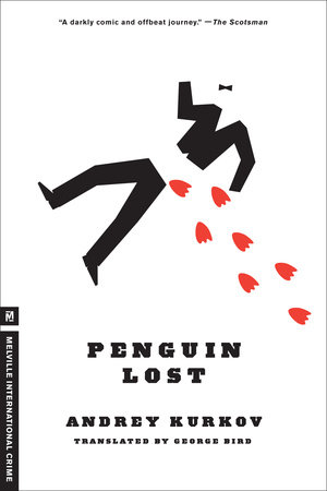 Penguin Lost by